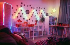 Ο σωστός φωτισμός παιδικού δωματίου